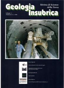 Volume 1 - n. 1-2 1996